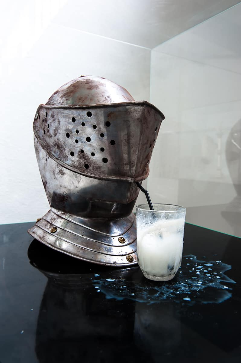 Marcel Walldorf, Milky Knight