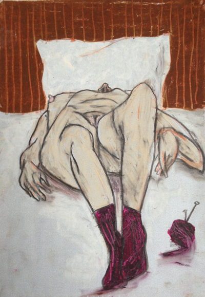 Marcell-Walldorf-Das-letzte-Paar-Socken-hat-keine-Löcher